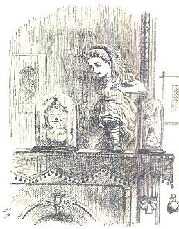 Tecalibri lewis carroll alice nel paese delle meraviglie attraverso lo specchio - Alice dentro lo specchio ...