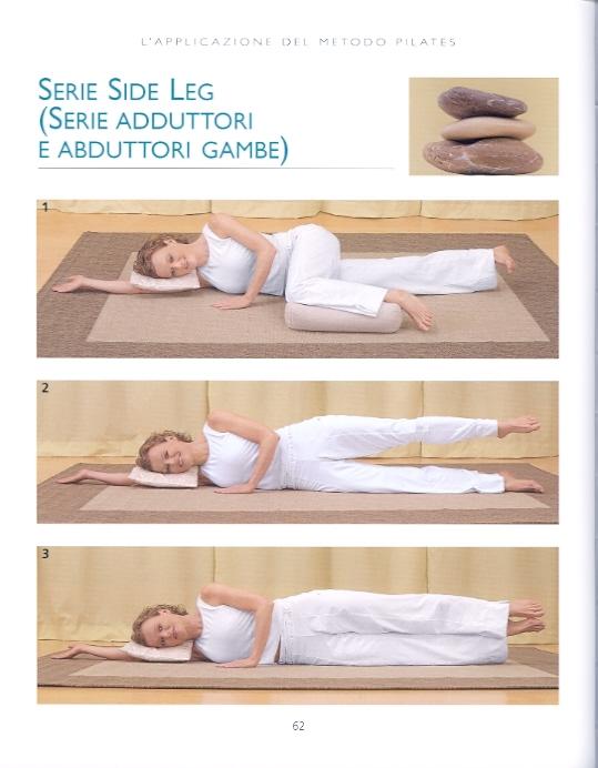 pilates serie of 5