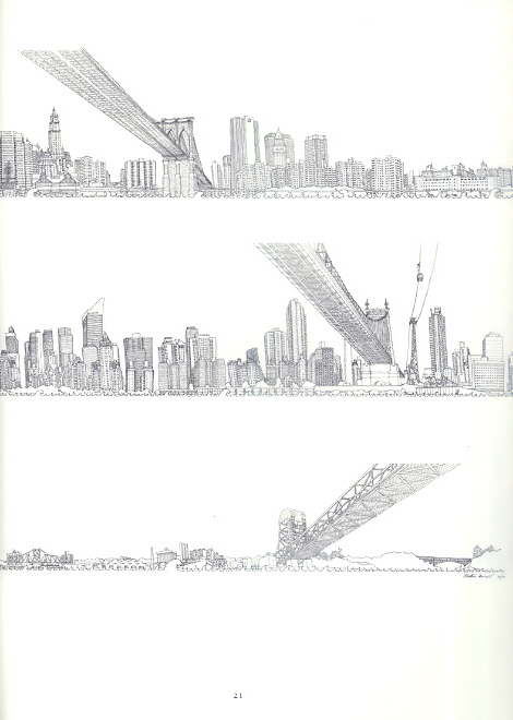 Tecalibri matteo pericoli new york e altri disegni for Disegni new york