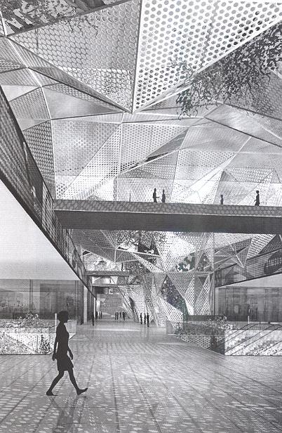 Tecalibri dominique perrault la seconda natura dell for Architettura natura