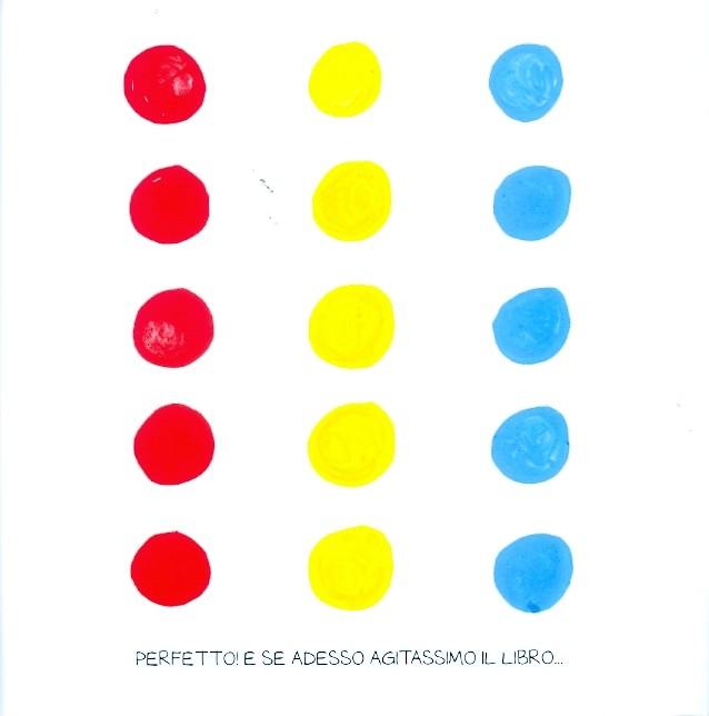 Hervé Tullet: Un libro